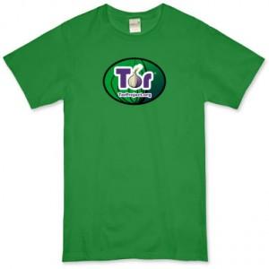 Green Tor T-shirt
