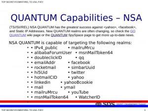 QUANTUM capabilities